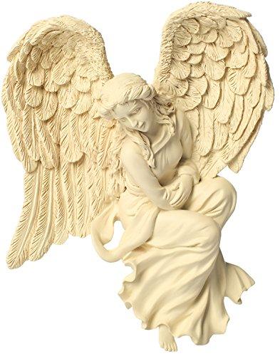 (AngelStar 7-Inch Right Corner Angel, Courage)