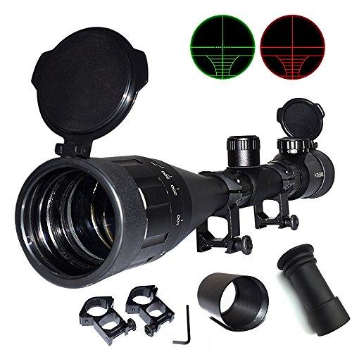 [UPDATE] Feyachi Tactical 8-32x50 AOEG Rifle Scope for Hunting Dual Red & Green Illuminated Optics Weaver/P-i-c-a-t-i-n-n-y scope