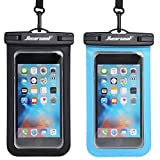 Best Waterproof iPhone 5 Cases - Universal Waterproof Case, Ansot CellPhone Dry Bag Pouch Review