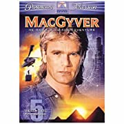 MacGyver - The Complete Fifth Season af…
