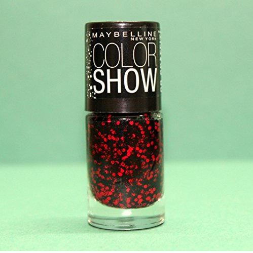 Maybelline Color Show Go Graffiti, Red Splatter 808, 6ml