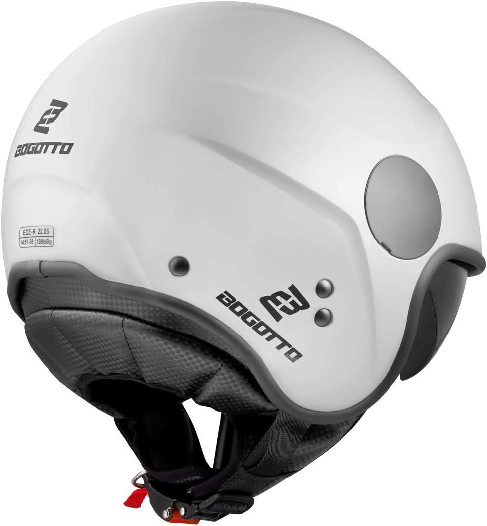 Bogotto V595 Jethelm Grau XS
