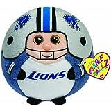 Ty Beanie Ballz Detroit Lions - NFL Ballz
