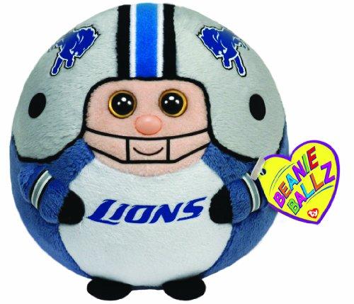 Ty Beanie Ballz Detroit Lions Nfl Ballz Buy Online In