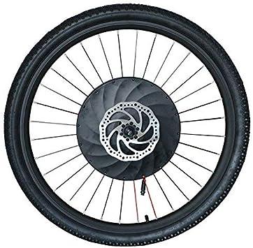 Imortor - Kit de conversión para bicicleta de ruedas delanteras ...