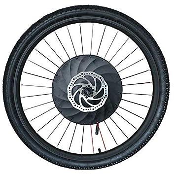 36 V240 W todo en uno de la rueda delantera para bicicleta Kit de conversión sin