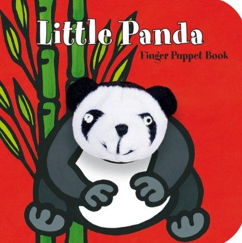 (Little Panda: Finger Puppet Book (Little Finger Puppet Board Books) by ImageBooks (2009-07-01))