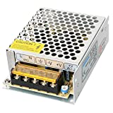 OLSUS 5V 5.5A 40W Constant Voltage Switching Power Supply for LED for DIY - Silver