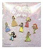 Disney Pin - Princess Dress Up - 7 Pin Set