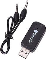 Adaptador Receptor De Música Via Bluetooth Áudio Stereo P2