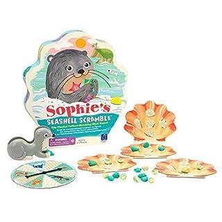 Educational Insights Sophie's Seashell Scramble