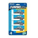 Jumbo Vinyl Eraser (Set of 4) Quantity: Case of 72