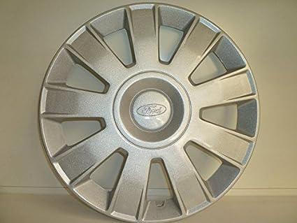 Juego de tapacubos 4 tapacubos diseño de Ford Focus II) (conjunto de 2006 r 15: Amazon.es: Coche y moto