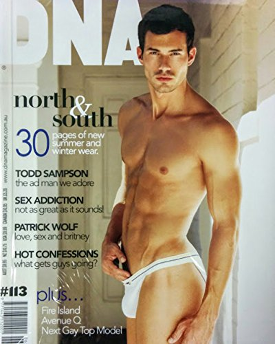 DNA Magazine #113 pdf epub