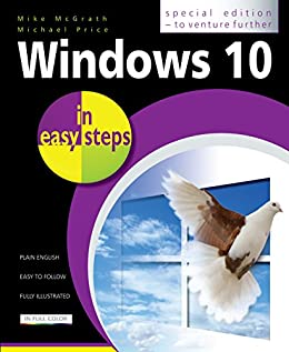 Windows 10 easy steps Special ebook product image