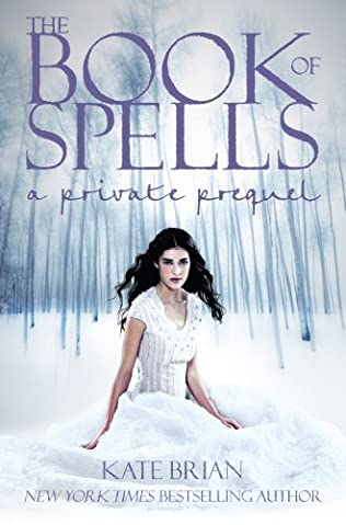 book cover of The Book of Spells