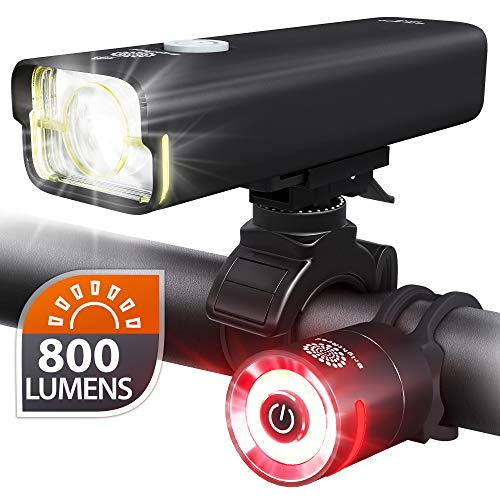 BrightRoad Rechargeable 800 Lumens