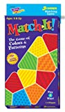 8 Pack TREND ENTERPRISES INC. 3 CORNER MATCHING GAMES MATCH-IT