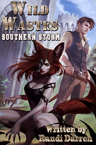 Wild Wastes: Southern Storm cover
