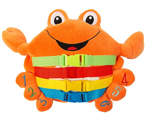 Buckle Toys - Barney Crab
