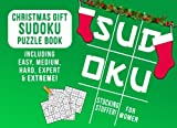 Stocking Stuffers for Women: Christmas Gift: Sudoku