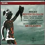 Berlioz: Benvenuto Cellini (Gesamtaufnahme) (franz.)