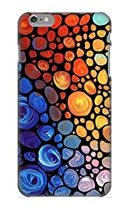 Awesome Design Abstract 1 Hard Case Cover For Iphone 6 Plus(gift For Lovers)
