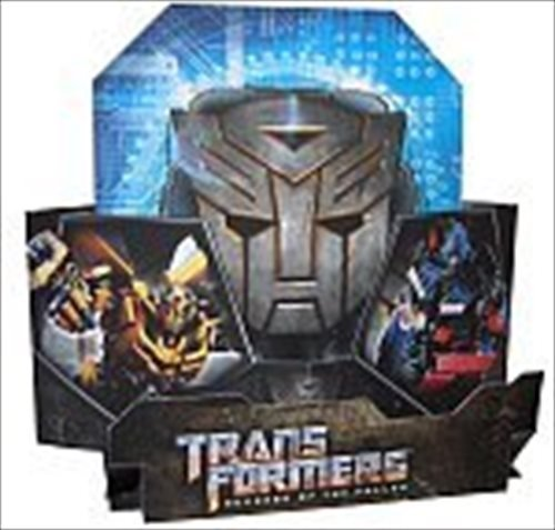 Transformers Revenge of the Fallen ~ Stand-Up Centerpiece (11.75