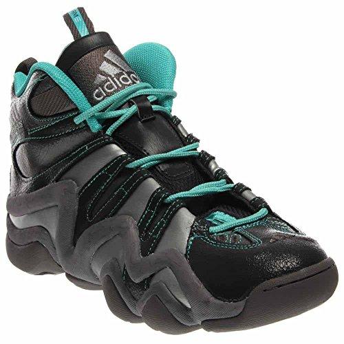 Adidas Men's Crazy 8 Ntgrey/Tegrme/Vivmin Basketball Shoe...