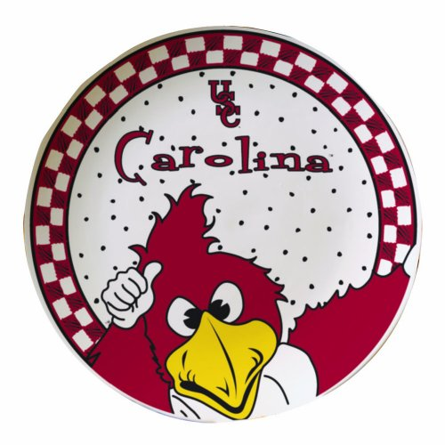 South Carolina Gameday Ceramic Plate - South Carolina Game Day Chip