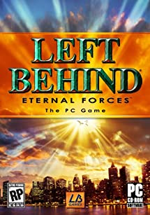 Left Behind Eternal Forces CD-ROM - PC