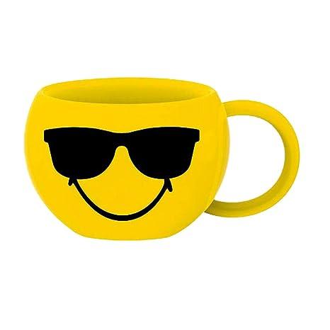 De Smiley Taza Gafas 013 Espresso 100 Zakdesigns 6727 Sol gyb6Y7fv