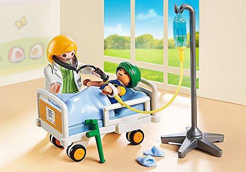 PLAYMOBIL - Doctor con niño (66610) 8