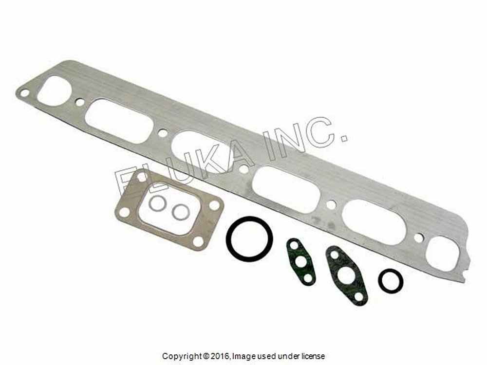 Amazon.com: Mercedes-Benz Engine Turbocharger Turbo Charger Mounting Kit 300 SD 300CD 300D 300TD: Automotive