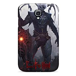 Living Project Oath Of Blood Durable Galaxy S4 Tpu Flexible Soft Case