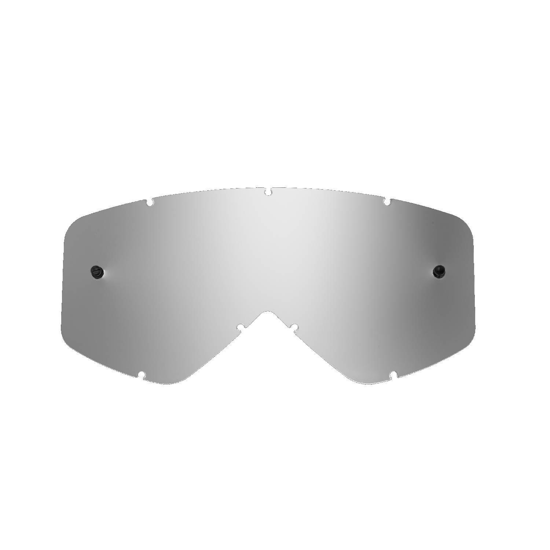 SeeCle 417156 silber ersatzgl/äser f/ür masken kompatibel mit Smith Fuel//Intake//V1//V2 Maske