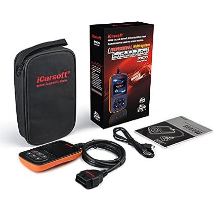 iCarsoft PORSCHE i960 OBD2 Engine Vehicle Diagnostic Tool Code Fault  Multi-System OBD-II Scanner
