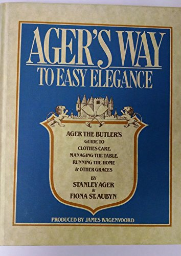 Ager's Way to easy elegance
