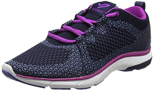 Vionic Women's Flex Sierra Lace-up Navy clearance online fake pre order sale online buy cheap free shipping sCQ9Ud1nMA
