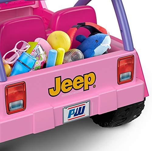 Power Wheels Disney Princess Jeep Wrangler by Power Wheels (Image #3)