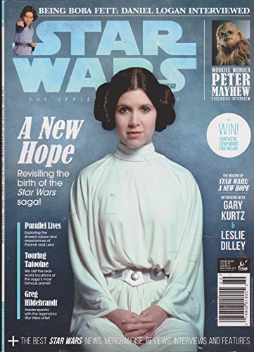 Star Wars Insider Magazine Issue #189 May/June 2019