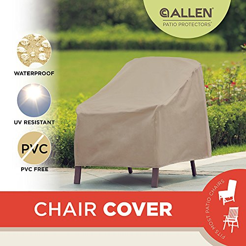 Review Allen Patio Protectors Patio Chair Cover