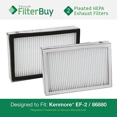kenmore exhaust filter - 8