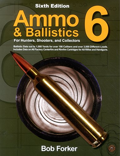 (Ammo & Ballistics 6: For Hunters, Shooters, and Collectors)