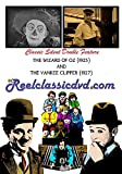 Classic Silent Double Feature: THE WIZARD OF OZ and THE YANKEE CLIPPER