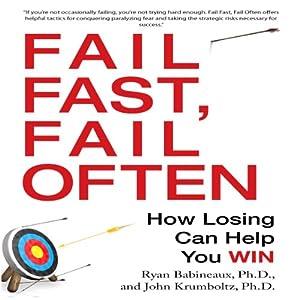 Fail Fast, Fail Often Audiobook