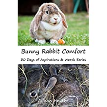 Bunny Rabbit Comfort: Picture Book (30 Days of Aspirations & Words Series 7)