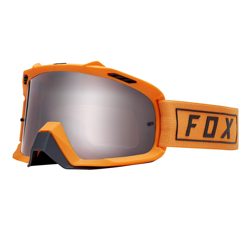 Fox Racing Airspace Gasoline Goggle Orange Flame, One Size