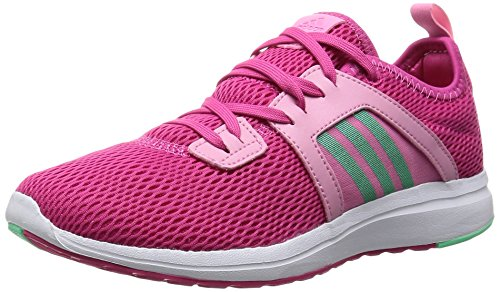 adidas Durama W, Zapatillas de Running para Mujer Rosa / Gris (Eqtros / Briver / Sebrro)