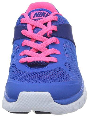 Nike Flex 2014 Rn - Zapatillas de running Bebé-Niñas Hypr Cblt/Hypr Pnk/Dp Ryl Bl/W